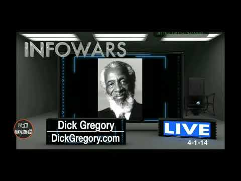 THE DICK GREGORY DECEPTION FINALLY EXPOSED