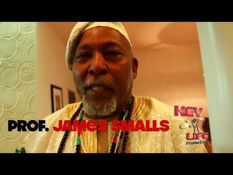 BlackJesusMinister VS. Dr. James Smalls on Voodoo, God, & Spirituality Interview @36:20 – 5/13/15