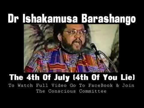 Ishakamusa Barashango The 4th of you lie