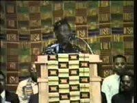 Dr. Naim Akbar – African Spirituality Pt 4 of 4