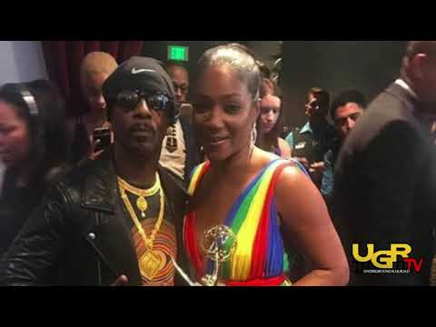 Professor Griff- Katt Williams, Tiffany Haddish, and The Hollywood Narrative