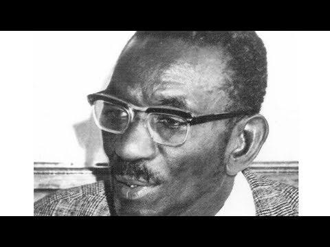 interview rare de cheikh anta diop