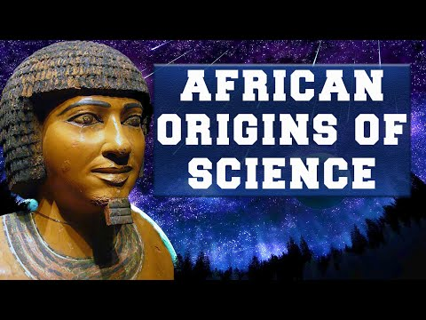 Dr Charles Finch | African Origins Of Science & The Cosmic Shift