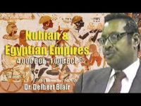 Dr. Delbert Blair   Nubian & Egyptian Empires, 4,000 BCE – 1,000 BCE