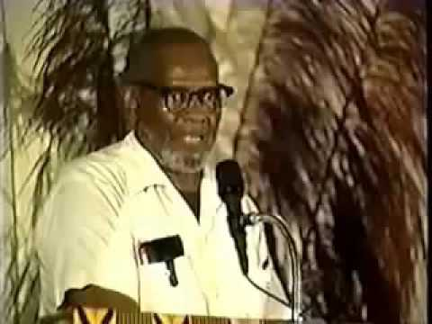 The History of Zionism Part 4 Professor William Mackey Jr