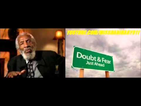 """DICK GREGORY: BLACKS AREN'T """"QUALIFIED"""" TO FIX OUR CONDITION…"""