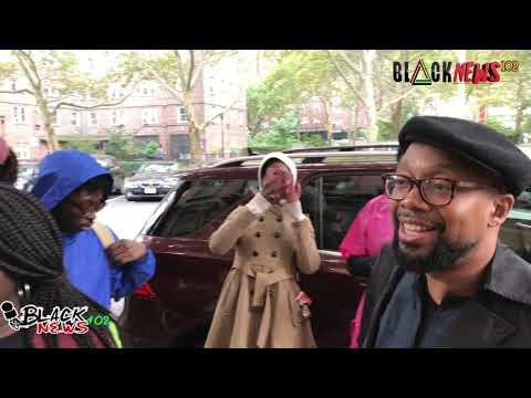 Jabari On A Harlem Tour In Harlem To See Marcus Garvey  Doug E  Fresh Home