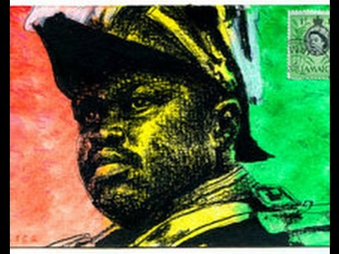 RBG (Red, Black and Green) Marcus Mosiah Garvey, Jr