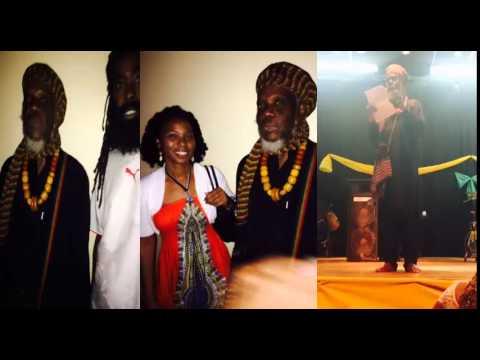 Mutabaruka:Cutting Edge,I Am My Ancestors…