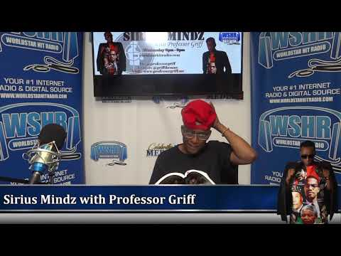 The Secret Covenant Sirius Mindz w/Professor Griff on WSHR