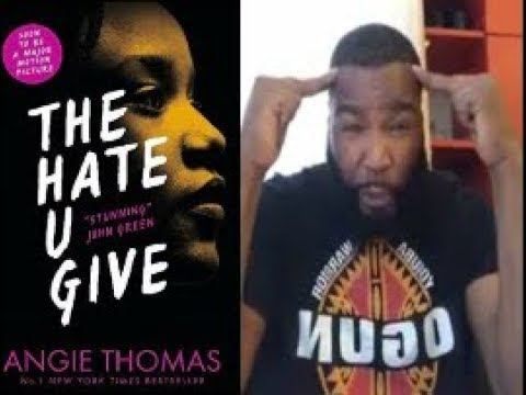 "(10-27-2018) DR. UMAR JOHNSON  TALKS ""The Hate You Give Movie Review"""