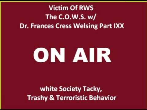 [Live] Dr Welsing – Black Life Is Unworthy in 'white society'