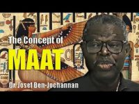 Dr. Josef Ben-Jochannan | The Concept of MAAT (18Apr93)