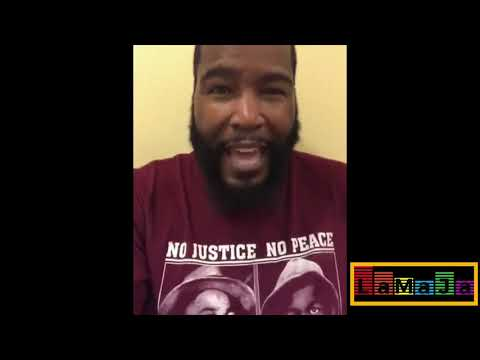 "Dr Umar Johnson gives update on FDMG.    ""It has been a terrible year for me, but IT WILL HAPPEN!"