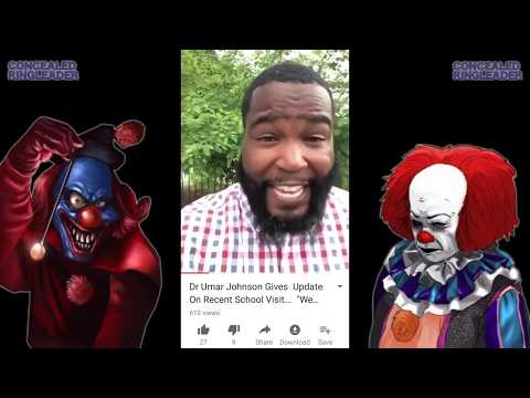 SCHOOL DAYS STARRING DR UMAR JOHNSON