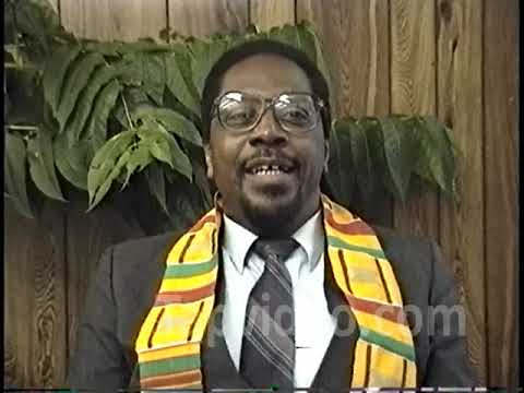 Dr. John Henrik Clarke and Dr. Amos Wilson – Taking Back our Minds