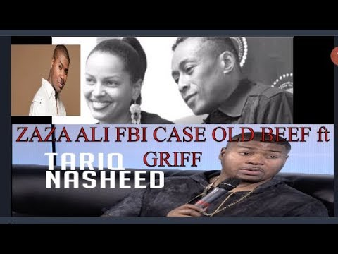 ZAZA GINGER ALI FBI CASE ft PROF GRIFF EXPOSED by TARIQ NASHEED & CYNTHIA G SOUND A LIKE vs TARIQ