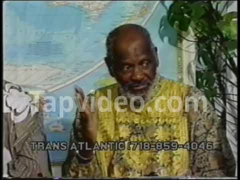God and Africa Part 3   Prof William Mackey   Carl C  Nichols   Prof James Small Prof   Dr  Ishakamu