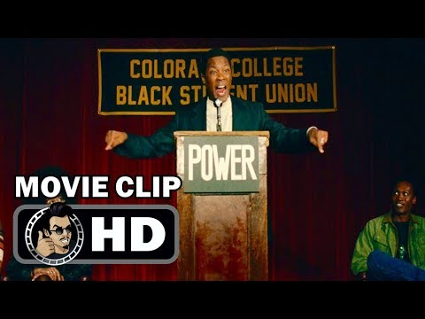 BLACKKKLANSMAN Clip – We Won't Go (2018) Spike Lee