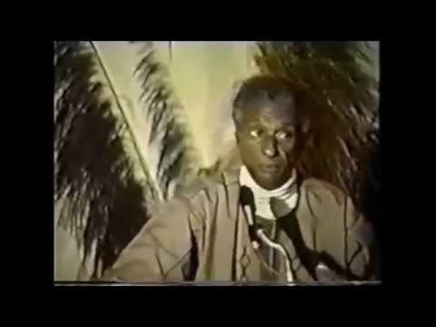 Who are Africans?  Seasoned Revolutionary Kwame Ture speaks