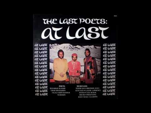 The Last Poets ~ Picture Of Blue