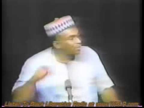 The Albany Speech – Dr. Leonard Jeffries PT 2