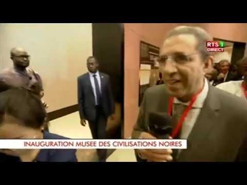 Sénégal: La pensée de Cheikh Anta Diop rayonne dans le nouveau musée des civilisations noires