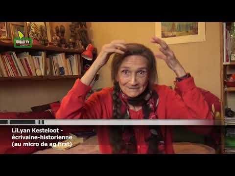 Lilyan Kesteloot (j'ai connu cheikh anta diop)