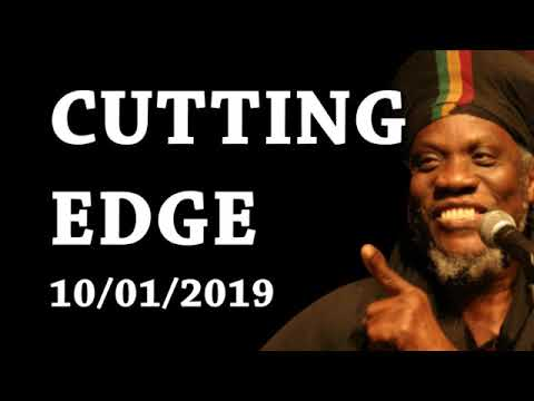 MUTABARUKA CUTTING EDGE 10/01/2019