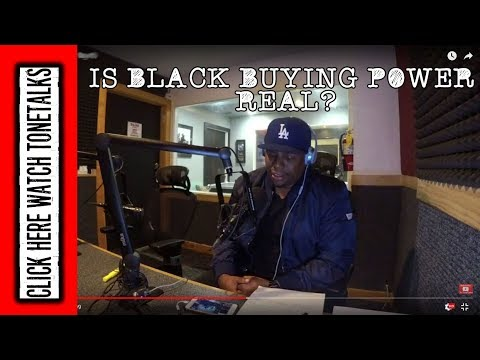Is Black Buying Power Real? with Yvette Carnell – Dash Radio