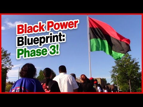 Black Power growing in St. Louis, MO