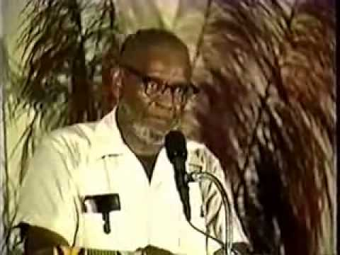 The History of Zionism Part 8 Professor William Mackey Jr
