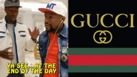 Floyd Mayweather Jr Gets Brother Polight to Validate His Stance on Gucci Boycott!!!