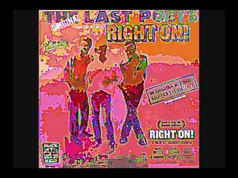 Last Poets: Right On tr. 2 – Been Done Already