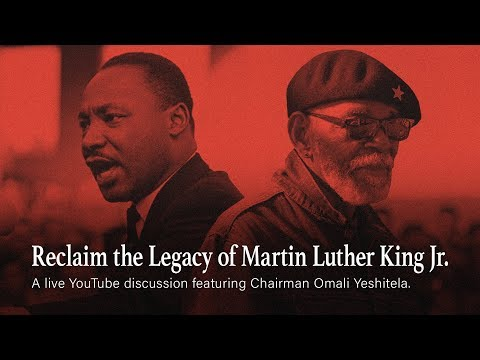 Reclaim the Legacy of Martin Luther King Jr.!