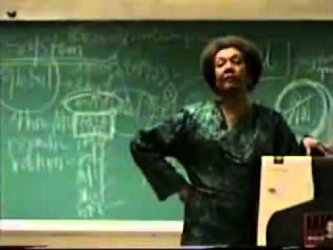 Dr. Frances Cress-Welsing  2001 Racism White Supremacy Lecture Part 2