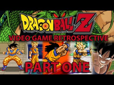 Dragon Ball Z Video Game Retrospective – PART 1 Early Fighting Games