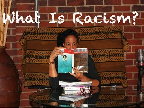 What Is Racism? The Isis Papers by Dr Frances Cress Welsing