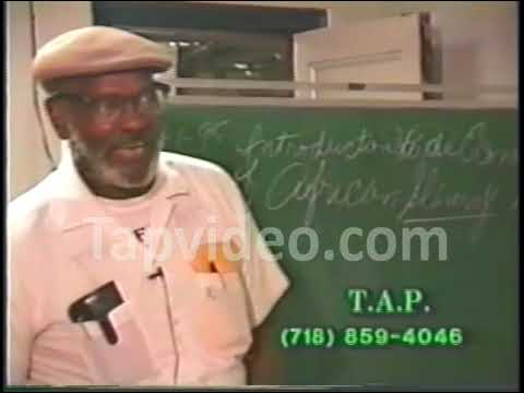 Prof William Mackey The Economics of Slavery Part 2