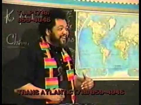 Dr. Ishakamusa Barashango – Blacks in the Bible Pt.4