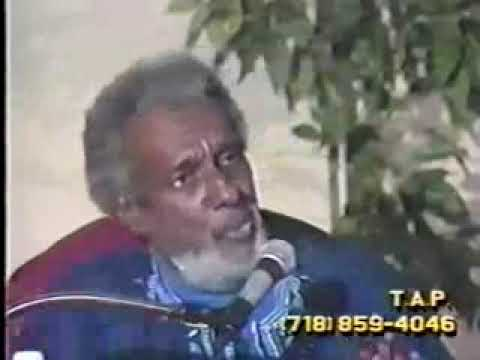 Kwame Ture on his 30 year friendship with Minister Louis Farrakhan