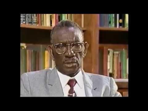 African Origin of Civilization – Dr. Cheick Anta Diop