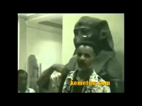 Ashra Kwesi: Lies About Ancient Egypt @ The Cairo Museum