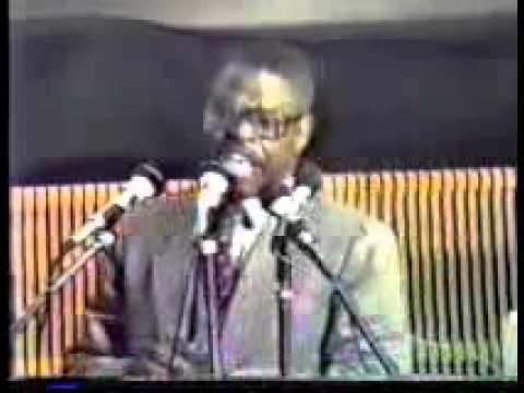 Dr. Yosef Ben Jochannan – The Black Man Must Wake Up PT.3