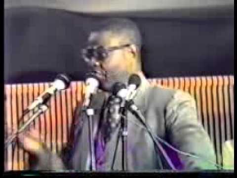 Dr. Yosef Ben Jochannan – The Black Man Must Wake Up PT.2