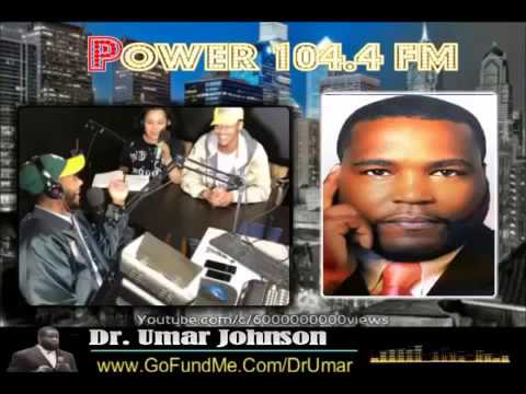 DR UMAR JOHNSON'S INTERVIEW THAT GOT HEATED     ( CLASSIC )