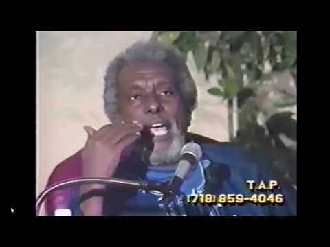 Kwame Ture on Mobilization & Oragnization