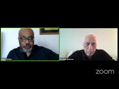 Dr. Claud Anderson on Oprah, Gayle, reparations, the CBC and more