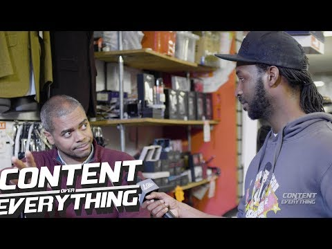 Black Business Talk | Business Planning & Philosophy | Dean Okai Interviewed By Captain Scarlet