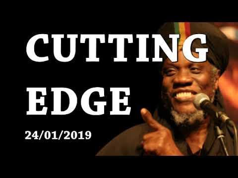 MUTABARUKA CUTTING EDGE 24/01/2019